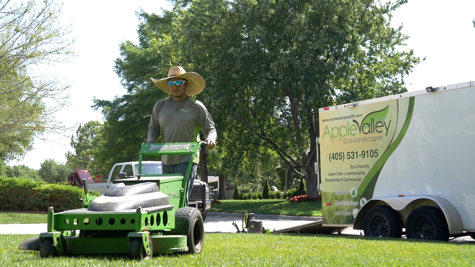 ECO FRIENDLY LAWN CARE U0026 LANDSCAPING