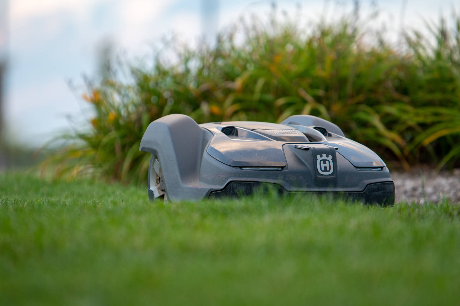 The Future of Lawn Mowing